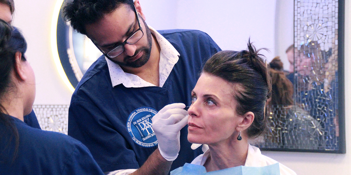 Dermal Fillers training course 05
